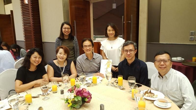2018金書獎dinner